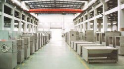The Workshop of Tablet Coating Machine Factory