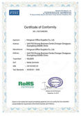 EU ROHS certification