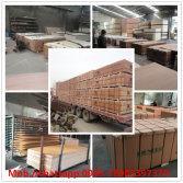 Plywood Bulk Shipment Loading