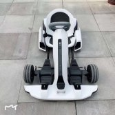 hot mini electric go kart