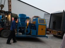 loading pictures of copper wire recycling line