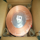 Copper Pancake Coil of HVACR