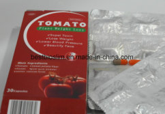 Tomato Plant Weight Loss Capsules Orange Grey Slimming Pill