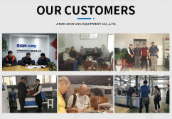 OUR CUSTOMERS