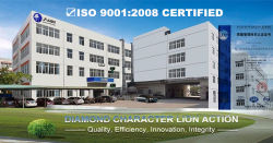 ISO 9001:2008 quality system in 2005