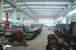 Steel Processing Workshop