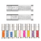 Colorful crystal usb stick