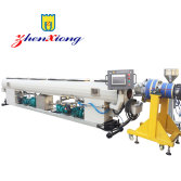 HDPE high-efficiency large pipe production line