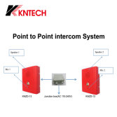 point to point intercom system kntech knzd-13