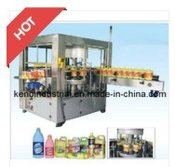 Full Automatic Rotary Sticker Labeling Machine