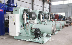 New 100 Litres Horizontal Bead Mills Are Ready for Shipment