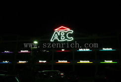 LED Neon Flex Light | ABC Store | Tananarive, Madagascar