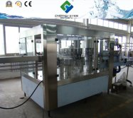 PET bottle Juice washing filling capping machine