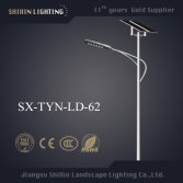 90w 100w LED Solar Street Light with Ce Certificate IP65