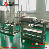 Cast Iron Filter Press for Oil Recycle