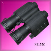 Waterproof Binocular latest Modelr, High Power Night Vision Goggles (N3155C)