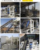 Full Automatic Hollow Brick Making Line
