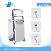 NON CHANNEL 808nm diode laser hair removal system with CE