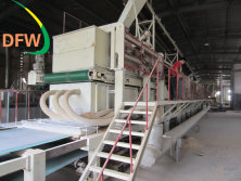 Press Machine of Dawn Forests Wood Industrial Shouguang Co. Ltd.