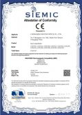 Updated FCC Certification