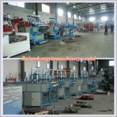 plastic thermoforming machine manufacturing workshop