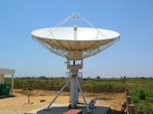 ISP( Internet Service Provider) in Senegal, Africa - 7.3m Antenna Project (Approved by Eutelsat)