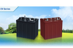 EV Golf Cart Battery Series