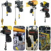 European Electric Chain Hoist -1