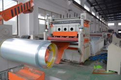Auto cut steel plate equipment