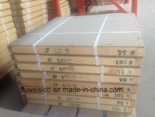 Wood package for band saw blade