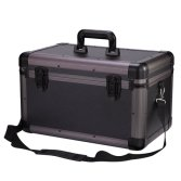 Hanging Carrying Vanity Electrical Complete Set Falcon Metal Tool Box