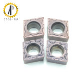 CCMT tungsten carbide inserts