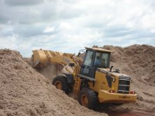 Lovol loader in Brazil-2