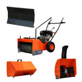 multifunction snow sweeper