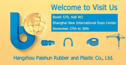 Welcome to visit us at 2018 Bauma Shanghai Exhibition