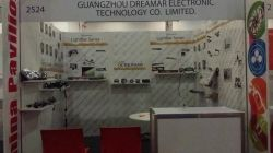 Our booth in Automechnaika Mexico