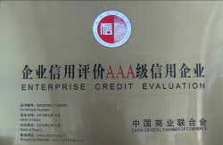AAA grade credit enterprise