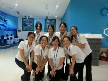 Foriegn Sales Girls From LASWIM Pool