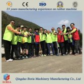 Environmental Protection Activity on Dazhu Mountain (in Huangdao District of Qingdao)