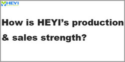 Q5: How is HEYI′s production & sales strength?