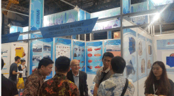 Baite Attended Jakarta Mining exhibition in 2015