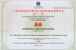 Double A grade credit qualification