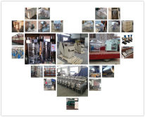 Delivery of oil machine and food processing machines