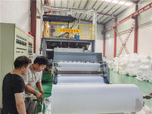 PP meltblown nonwoven fabric machine