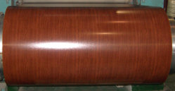 Wood Coated Steel Coil