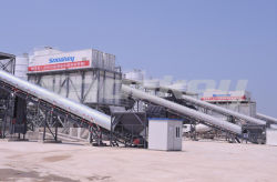 Concrete cooling system- ice plant application a
