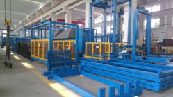 Asphalt membrane production line