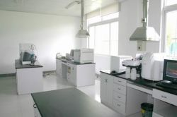 QA & QC Room