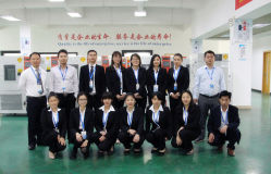 Overseas Sales Team