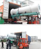 2014.05 Oil Spraying Coating Machine Sent To Venezuela